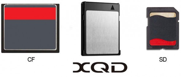 XQD Memory Card